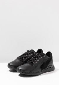 Geox - HIVER - Sneakers - black - 4