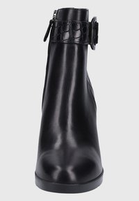 Geox - Bottines à talons hauts - black - 3