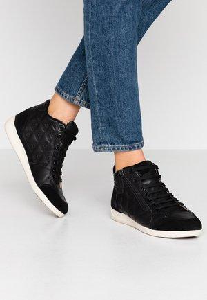 MYRIA - Zapatillas altas - black