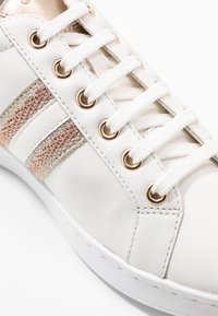 Geox - JAYSEN - Trainers - white/rose gold - 2