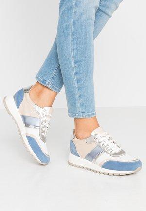 TABELYA - Zapatillas - light blue/white