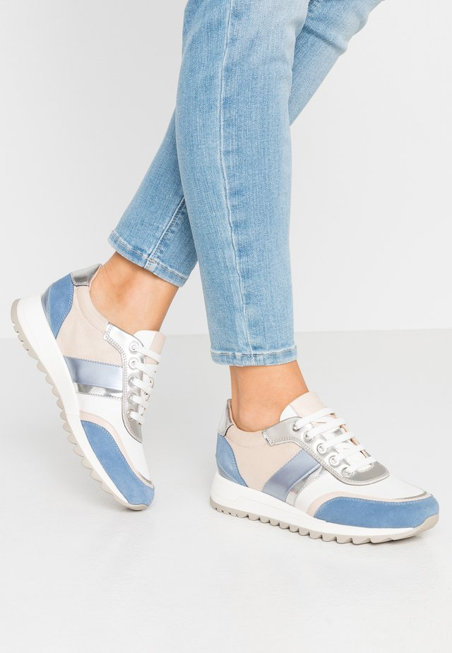TABELYA - Sneakers - light blue/white