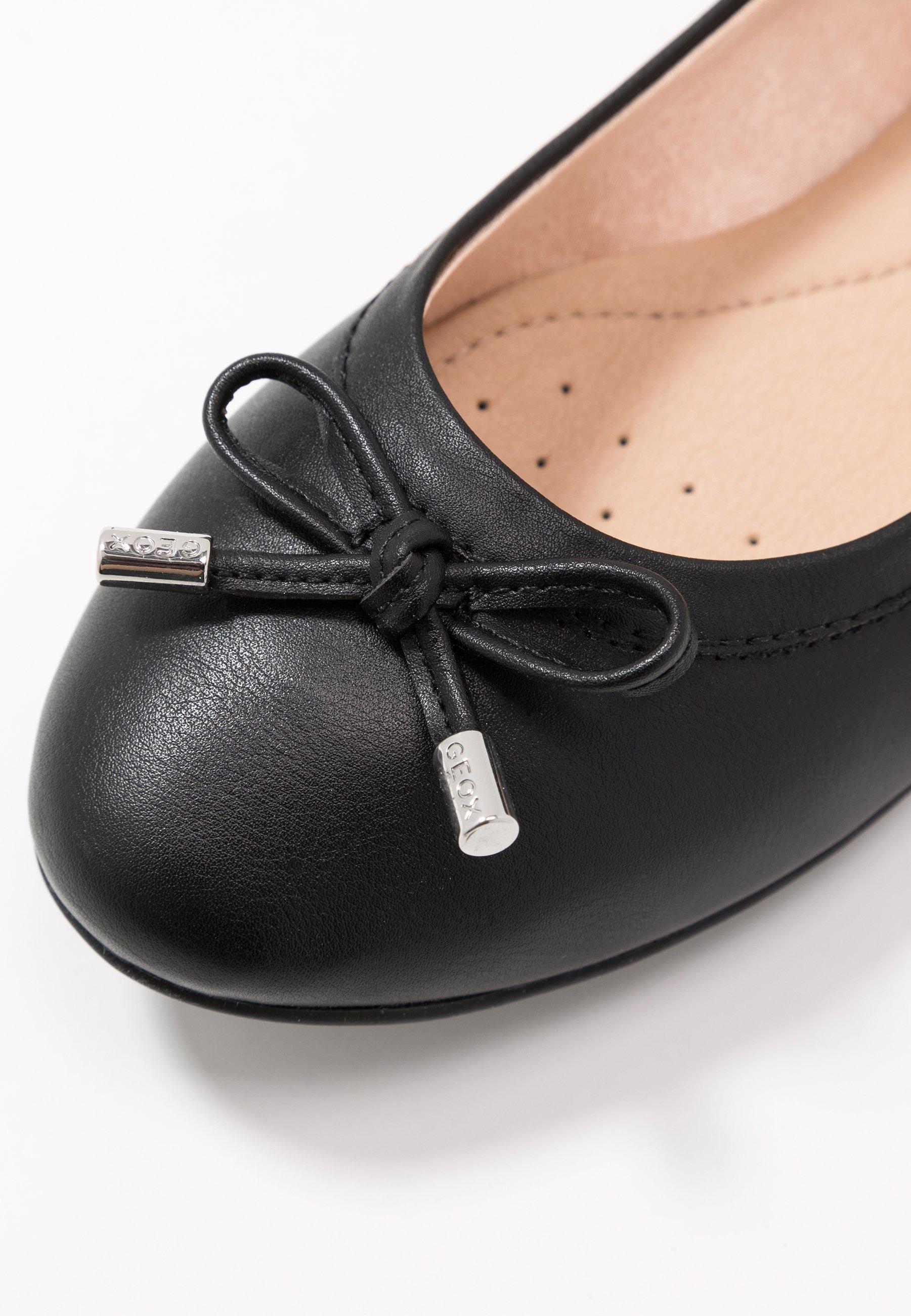 CHARLENE Klassischer Ballerina black