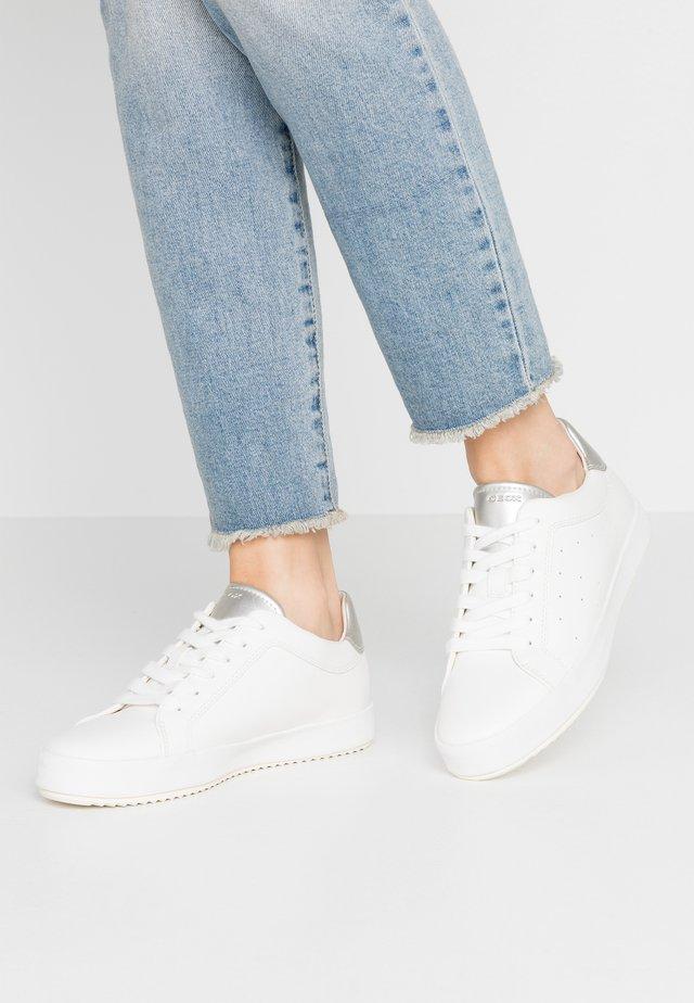 BLOMIEE - Zapatillas - optic white/silver
