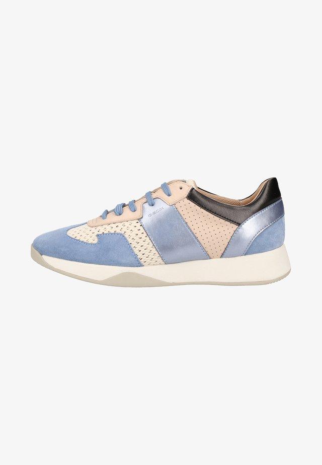 Zapatillas - off white/lt blue