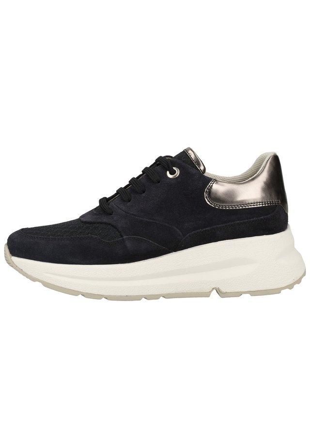 SNEAKER - Sneakers laag - blue c4002