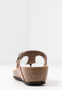 Geox - STHELLAE - Sandalias de dedo - taupe - 5