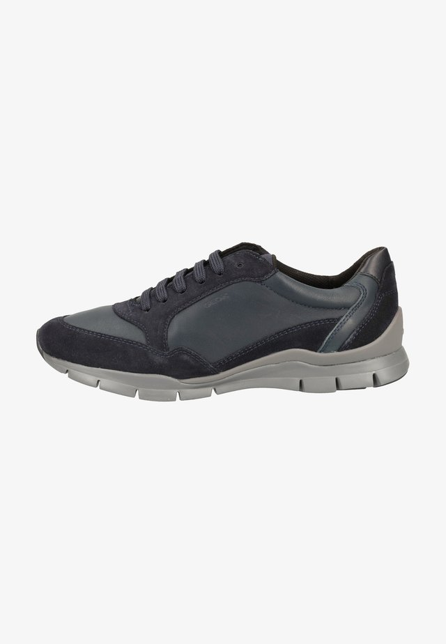 Sneakersy niskie - blau c4002