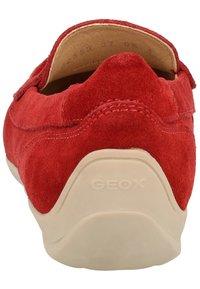 Geox - Mocasines - red - 3