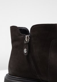 Geox - ASHEELY - Kotníková obuv - black - 2