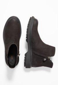 Geox - ASHEELY - Kotníková obuv - black - 3