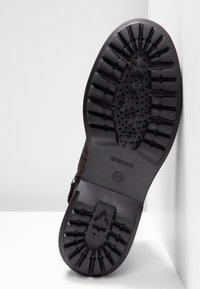 Geox - ASHEELY - Kotníková obuv - black - 6