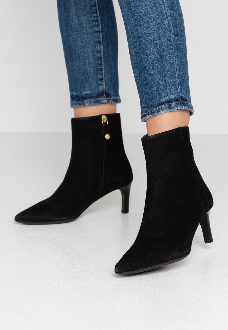 Geox - BIBBIANA - Ankle Boot - black