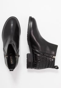 Geox - BETTANIE - Ankle boots - black - 4
