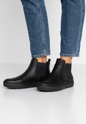 BREEDA - Kotníková obuv - black