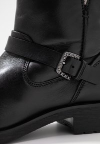Geox - RAWELLE - Cowboystøvletter - black - 5