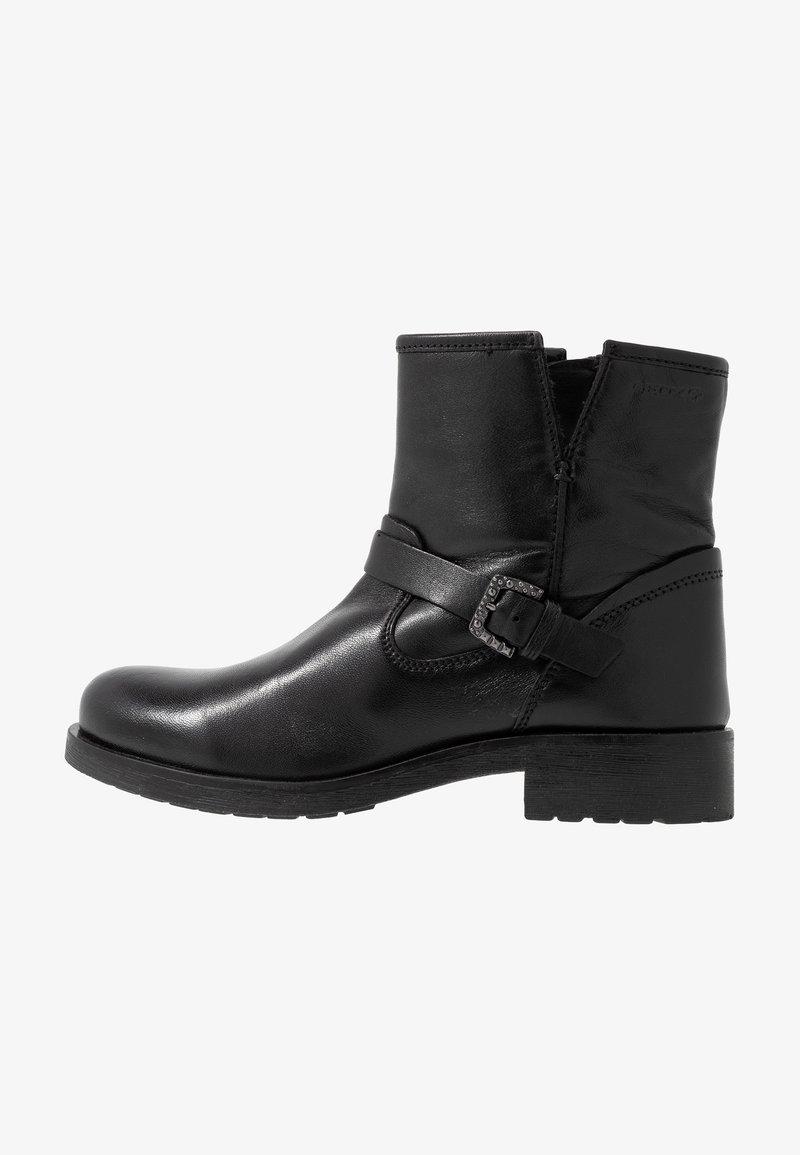 Geox - RAWELLE - Cowboystøvletter - black
