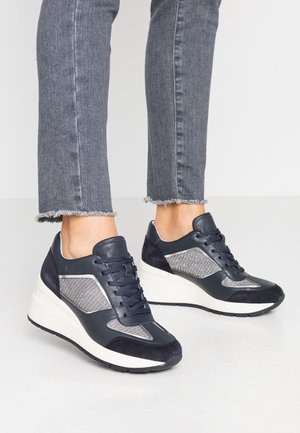 ZOSMA - Trainers - navy