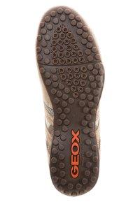 Geox - Zapatillas - beige/ dark orange - 2