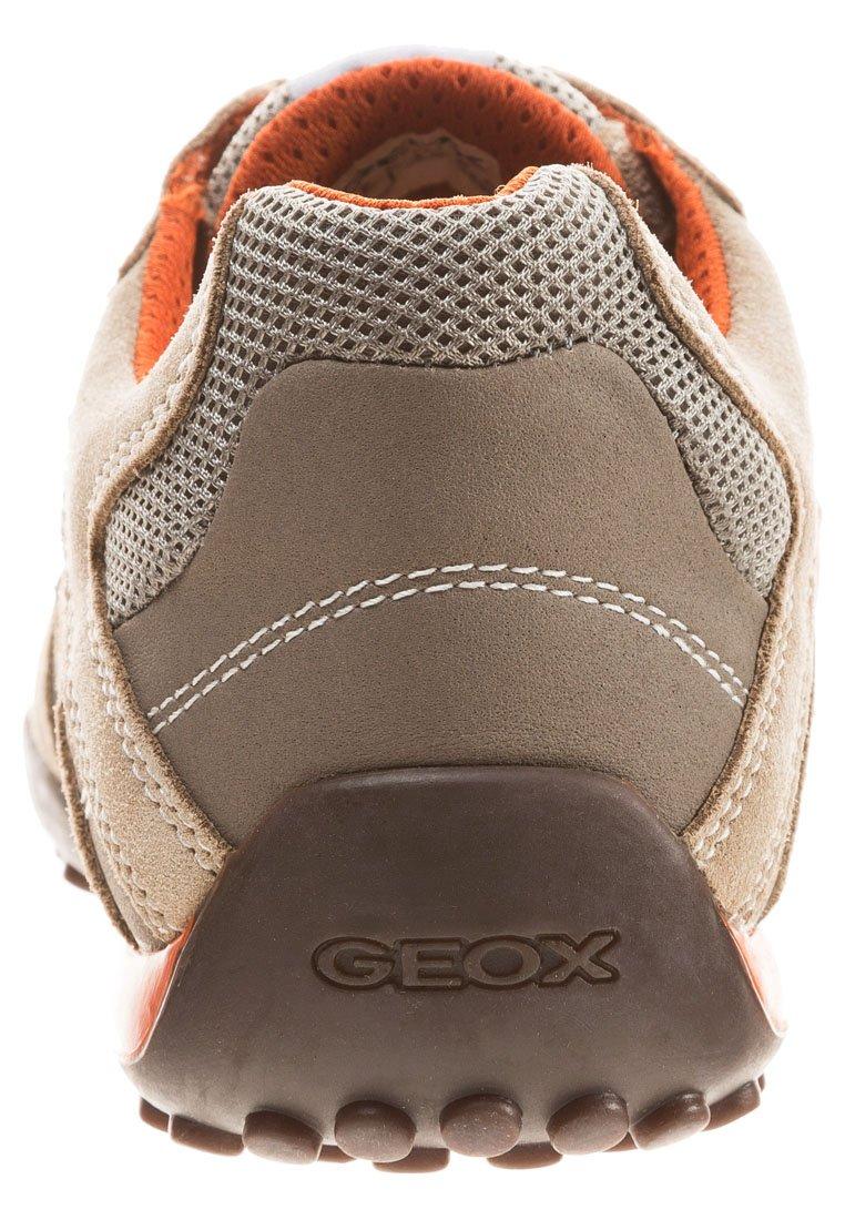 Geox Zapatillas - beige/ dark orange