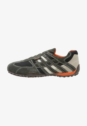 SNAKE - Mocasines - dark grey
