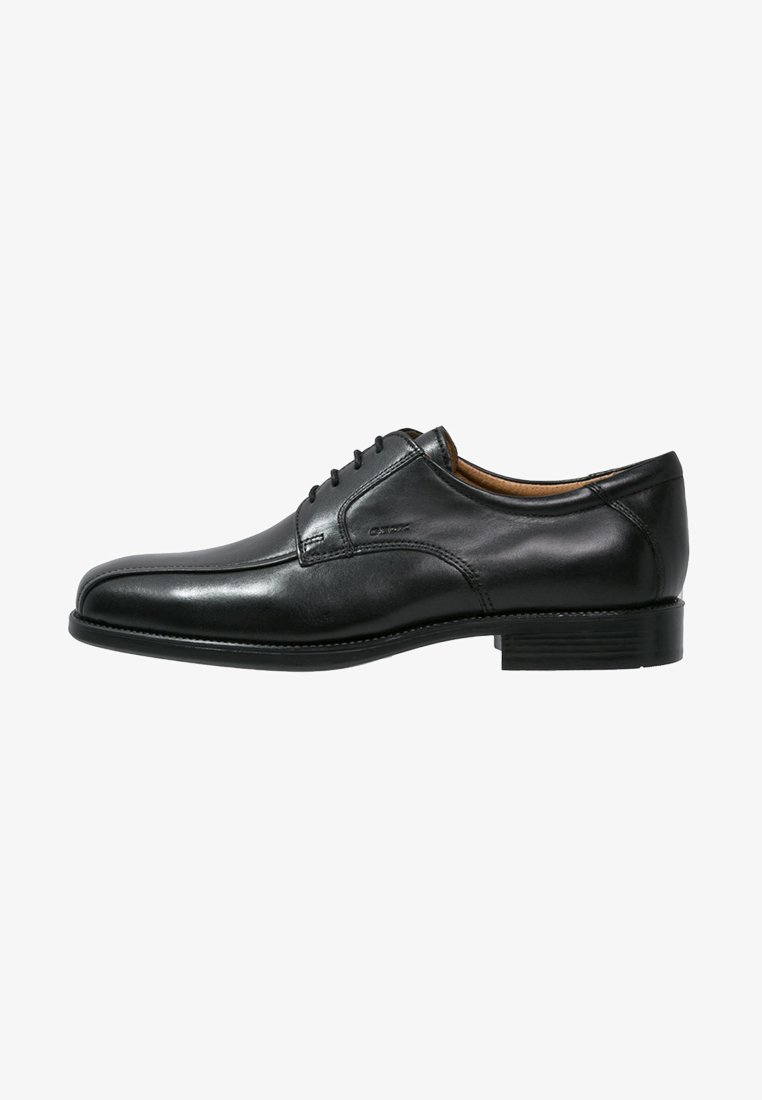 Geox - FEDERICO - Smart lace-ups - black