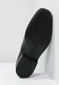 Geox - FEDERICO - Smart lace-ups - black - 4