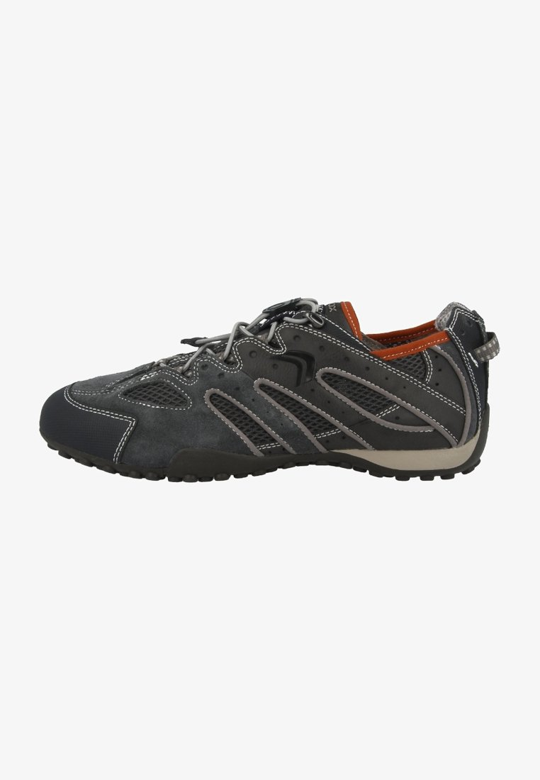 Geox - SNAKE - Zapatillas - grey/taupe