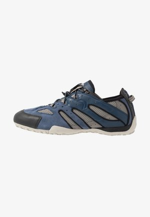 SNAKE - Trainers - blue/grey