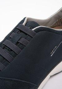 Geox - Baskets basses - navy - 5