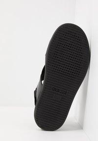 Geox - TAORMINA - Sandals - black - 4