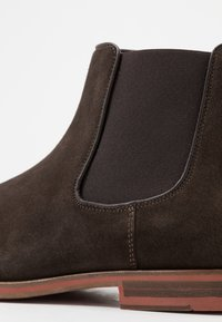 Geox - BAYLE - Classic ankle boots - dark brown - 5