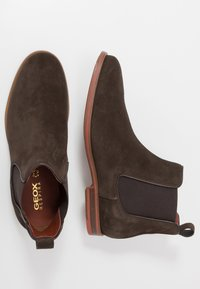 Geox - BAYLE - Classic ankle boots - dark brown - 1