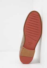 Geox - BAYLE - Lace-ups - taupe - 4