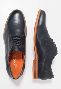 Geox - BAYLE - Lace-ups - navy - 1