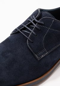 Geox - BAYLE - Lace-ups - navy - 5