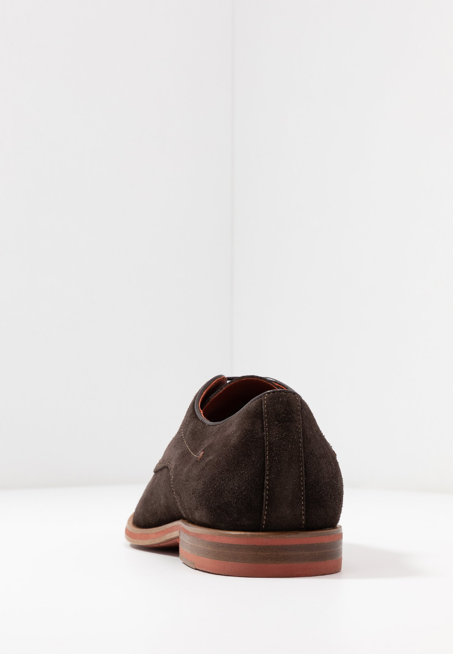 Geox Bayle - Snøresko Dark Brown