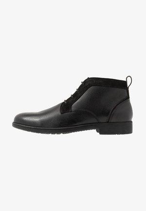 JAYLON - Chaussures à lacets - black