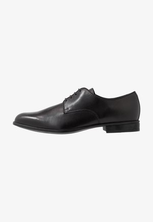 IACOPO - Veterschoenen - black