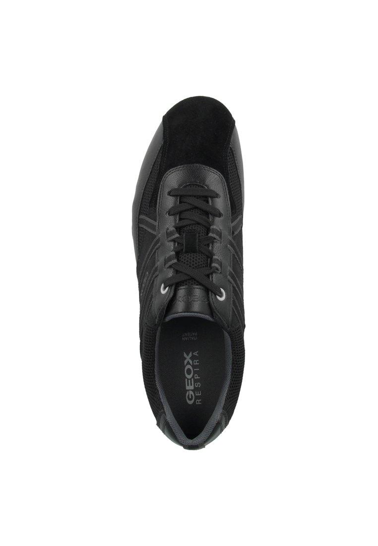 Geox RAVEX - Sneakers basse - black