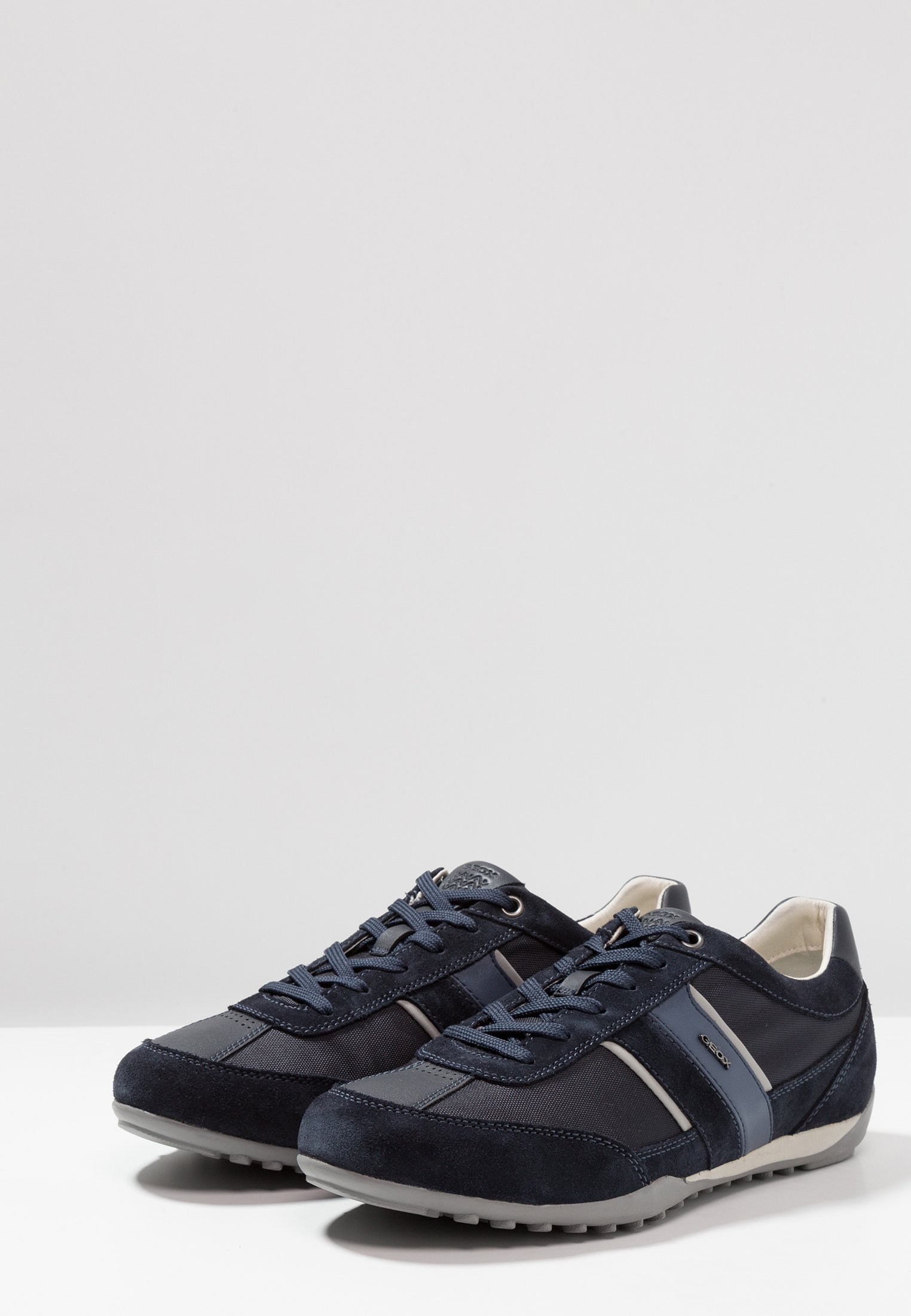 Geox Wells - Sneakers Basse Dark Navy zpn0M
