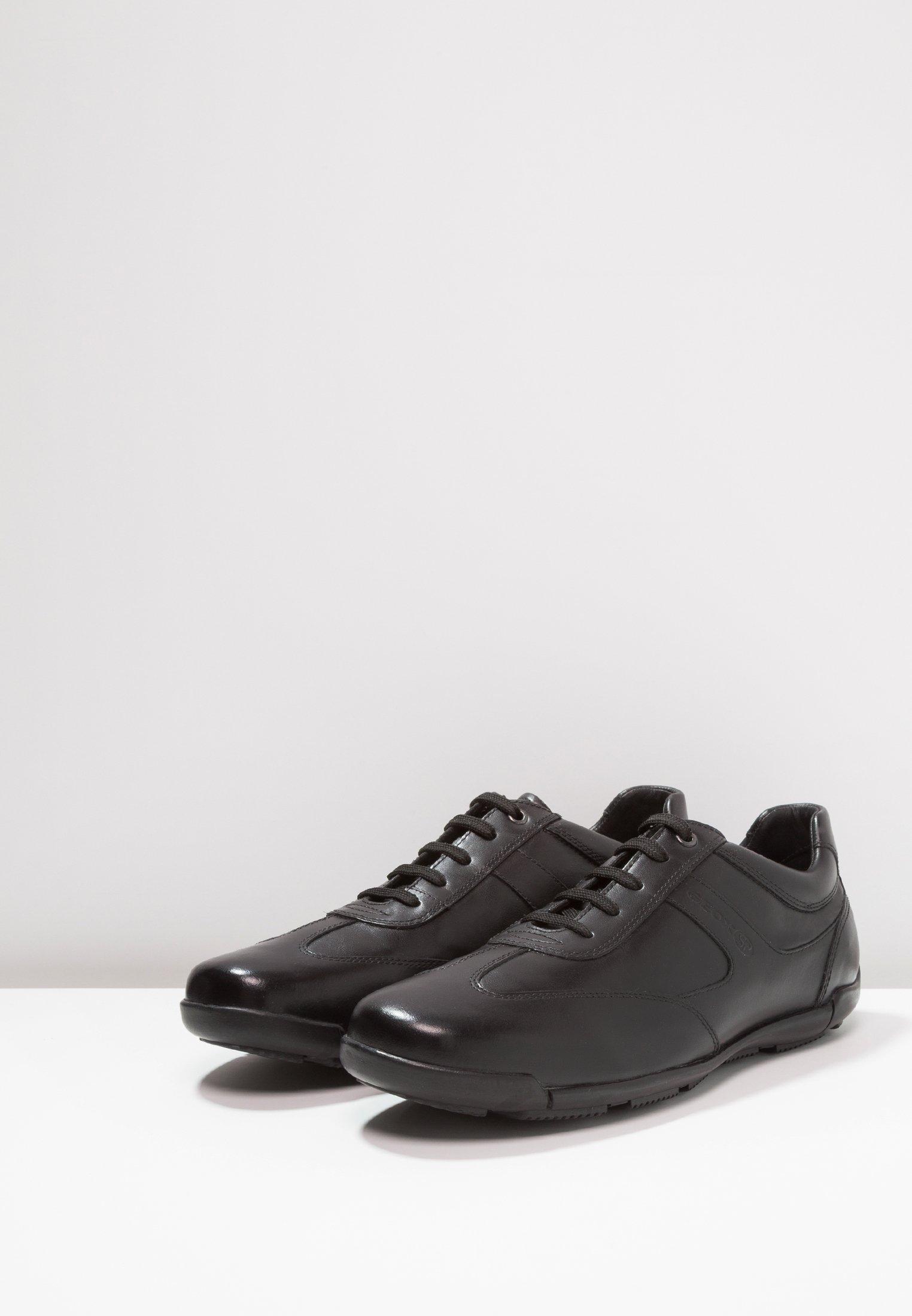 Geox EDGEWARE - Baskets basses black
