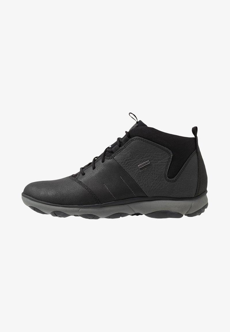 Geox - High-top trainers - black