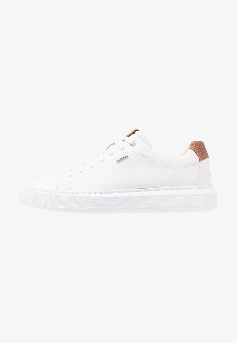 Geox - DEIVEN - Sneakers - white