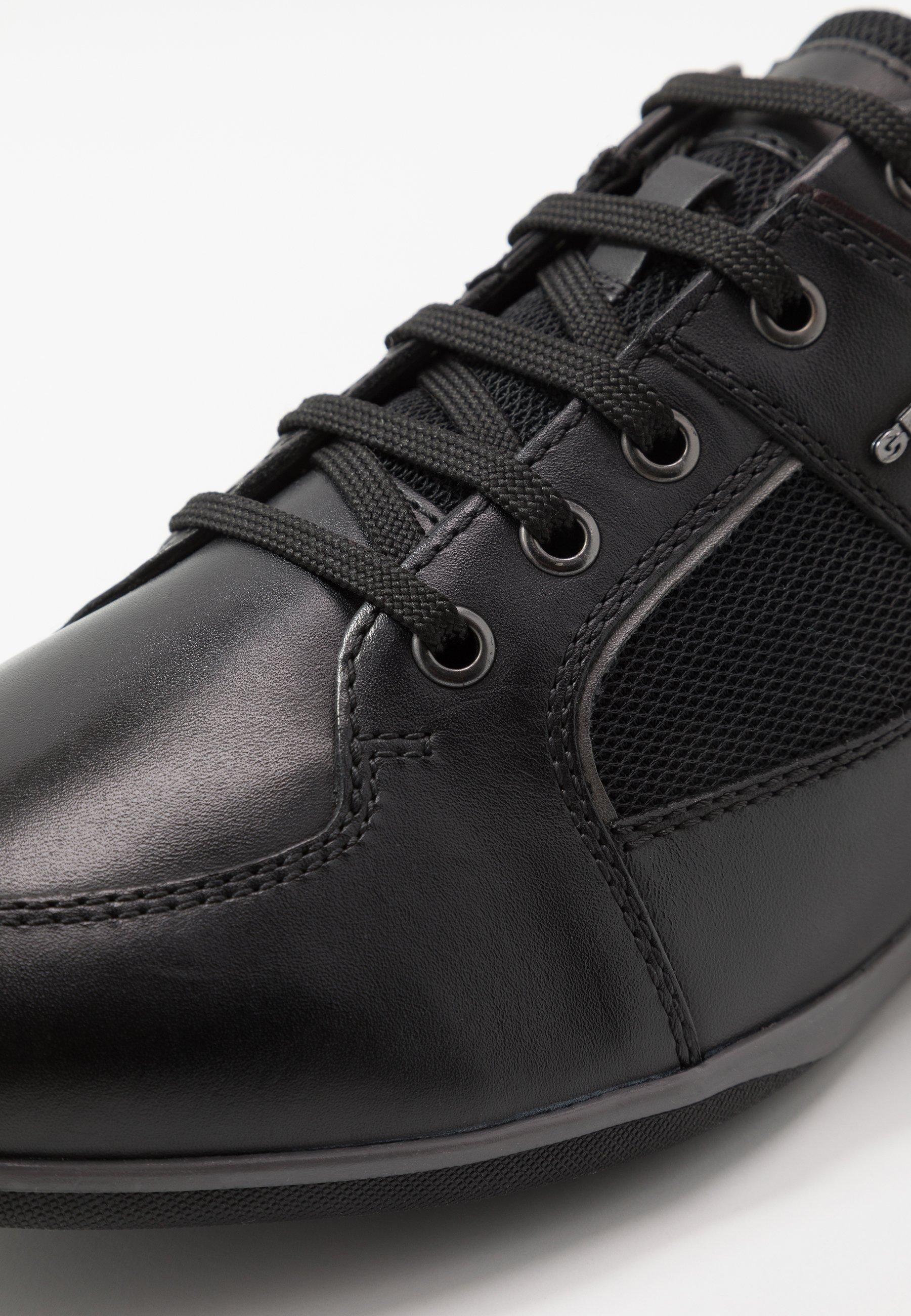 Geox TIMOTHY - Sneakers - black