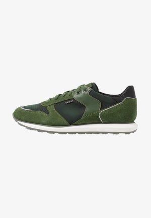 VOLTO - Trainers - dark green