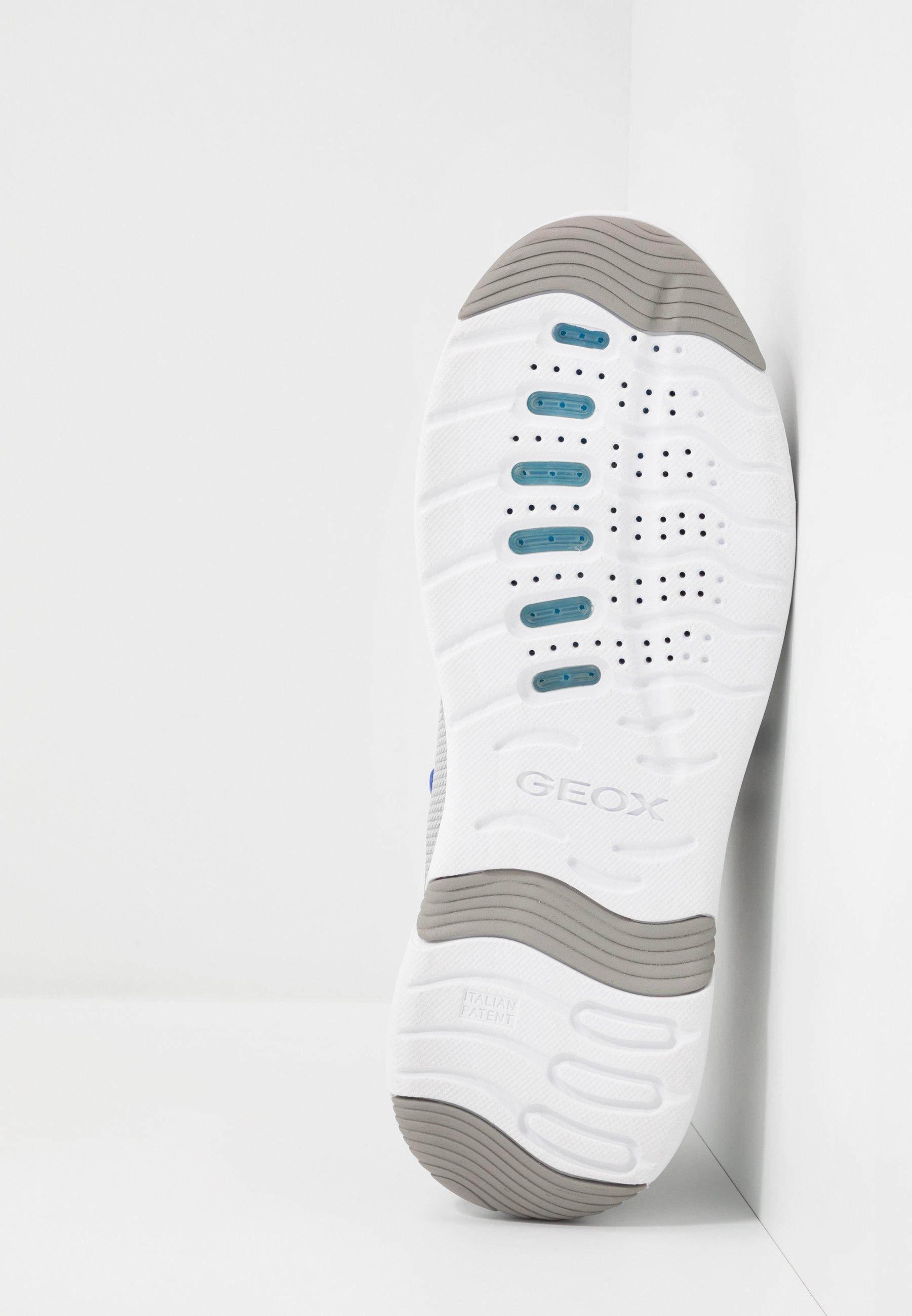Geox LEVITA - Slip-ons - grey