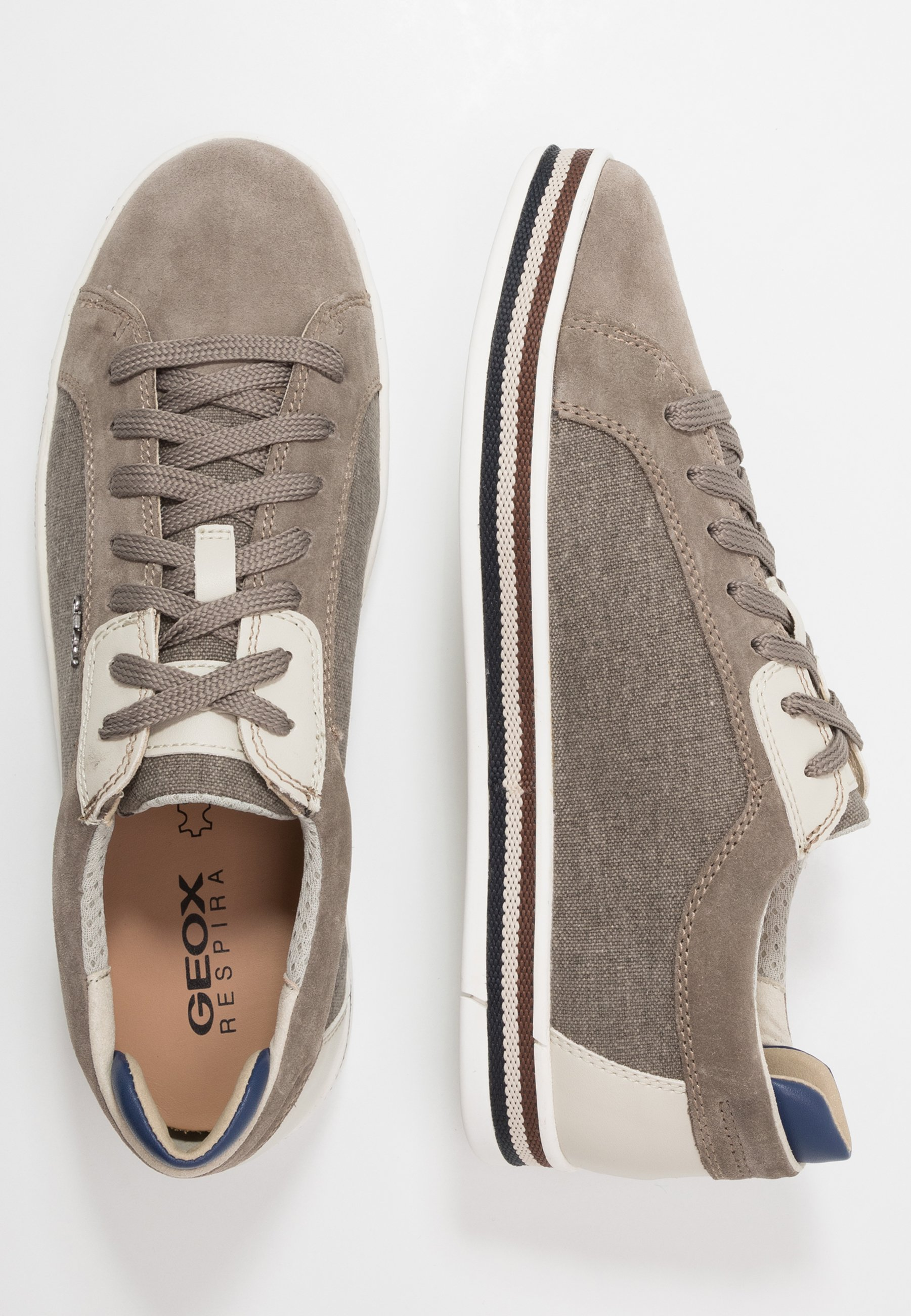 Geox Eolo - Sneaker Low Taupe Black Friday