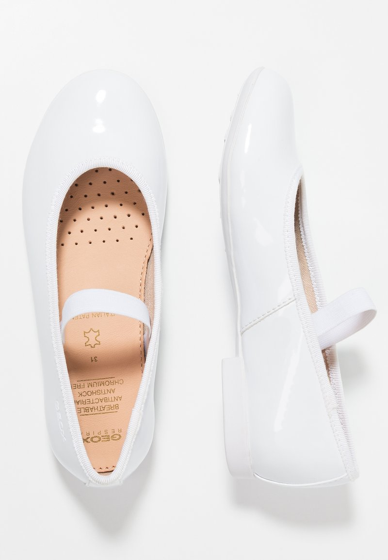 Geox - PLIE - Riemchenballerina - white