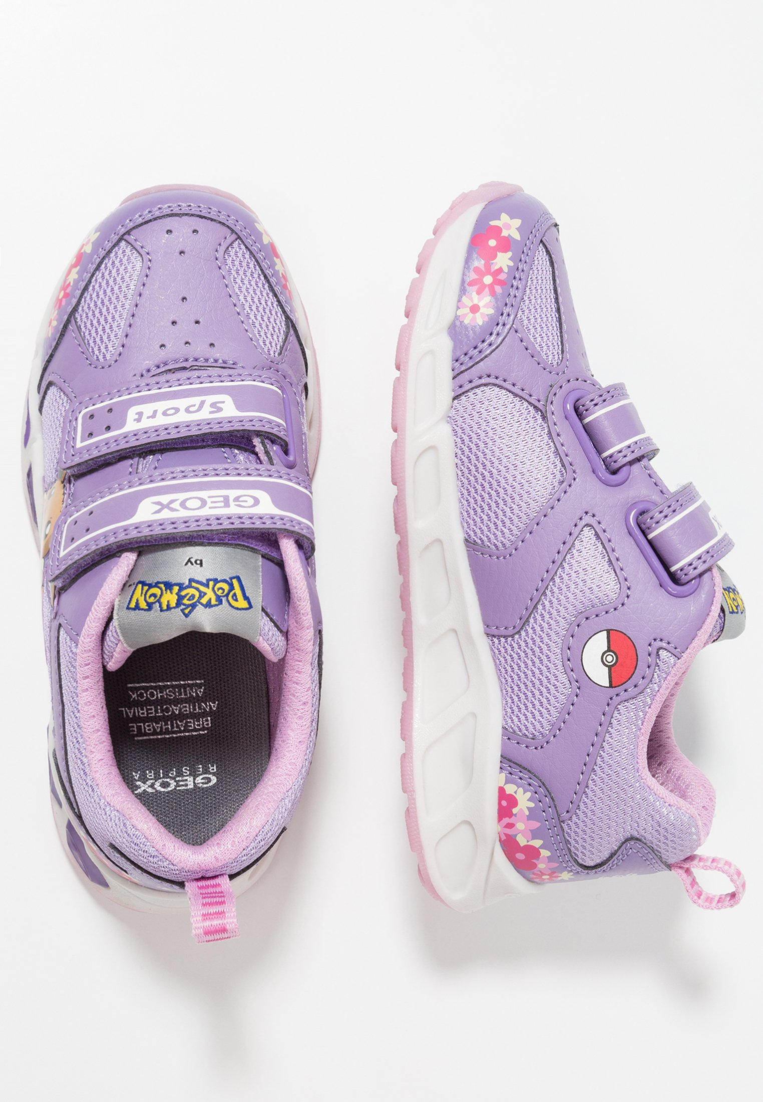 SHUTTLE GIRL Sneaker low violetlilac QMW9E
